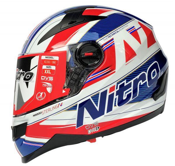 NITRO Integralhelm N2200 STERLING