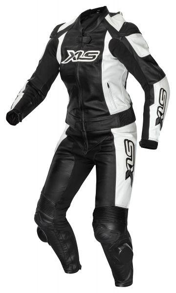 Damen Lederkombi von XLS Zweiteiler Modell VISTA