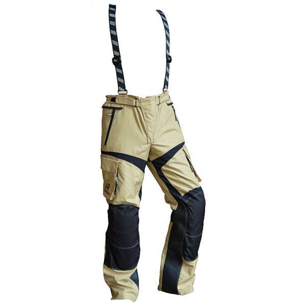 Rukka Päijänne Gore-Tex® Herren Motorradhose Textilhose in C2 Normalgröße beige