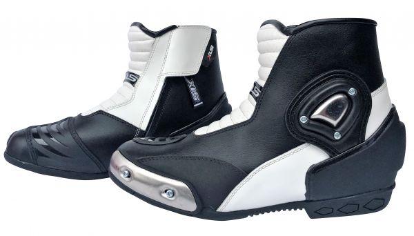 Kurze Motorradstiefel XLS Racing Boots